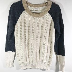 41 Hawthorn color block sweater